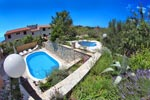 Holiday homes with swimming pool in CROATIA - Villa ART