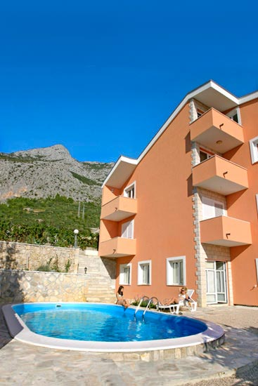 CROATIA Luxury villa with Pool, Makarska - Villa ART