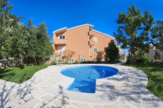 CROATIA luxury villa with Pool-MAKARSKA-Villa ART