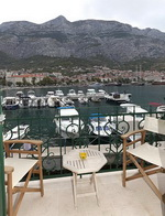 Luxury apartments to rent near the sea in Makarska