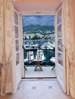 Luxury accommodation in Makarska